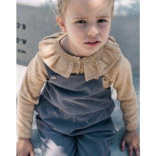 Girl overalls corduroy Hinata