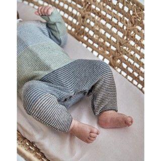 Newborn knitted overalls Hirohito