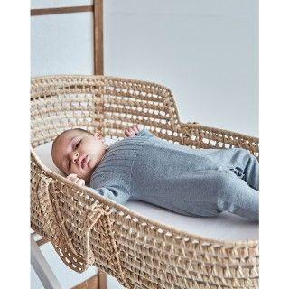 Newborn knitted overalls Kiyoshi