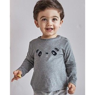 Baby long sleeve t-shirt cotton Kura