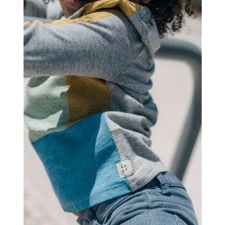 Boy long sleeve t-shirt cotton Origami