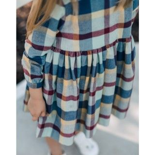 Dress flannel Kogitte