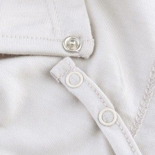 Merino wool baby bonnet