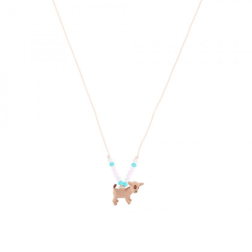 Chiua Minimmi Little Friends Necklace