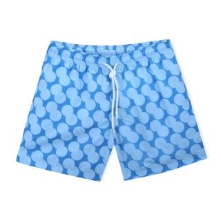Ocean dots swim shorts