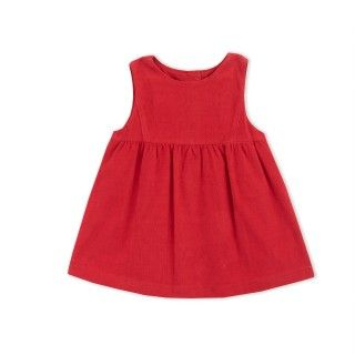 Pompey flowers pinafore