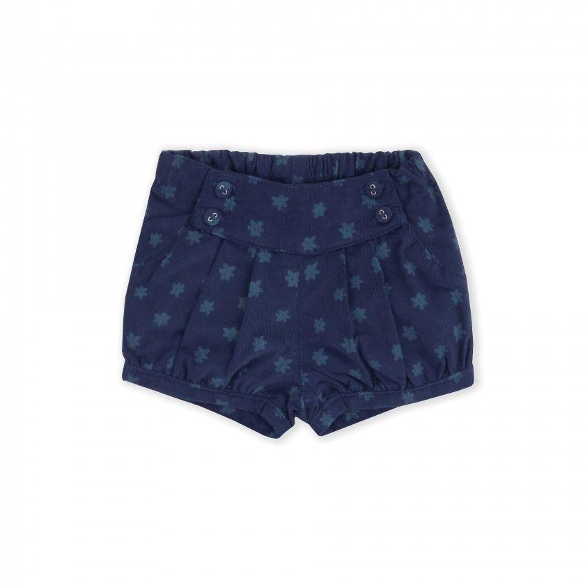 Pompey flowers shorts