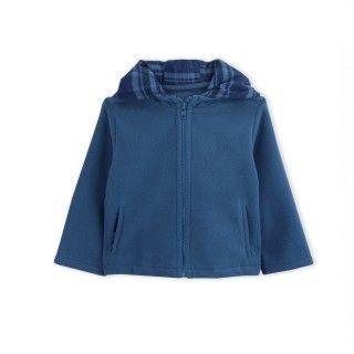 Polar hooded jacket