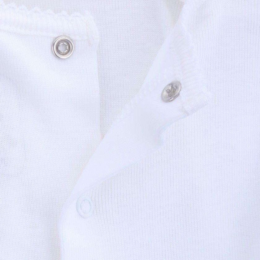 Camisola manga cava algodão Dermacare
