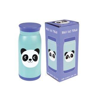 Garrafa térmica Miko, o panda