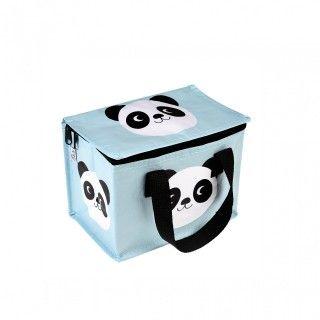 Lancheira Miko, o panda