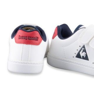 Sneakers Le Coq with blue detail