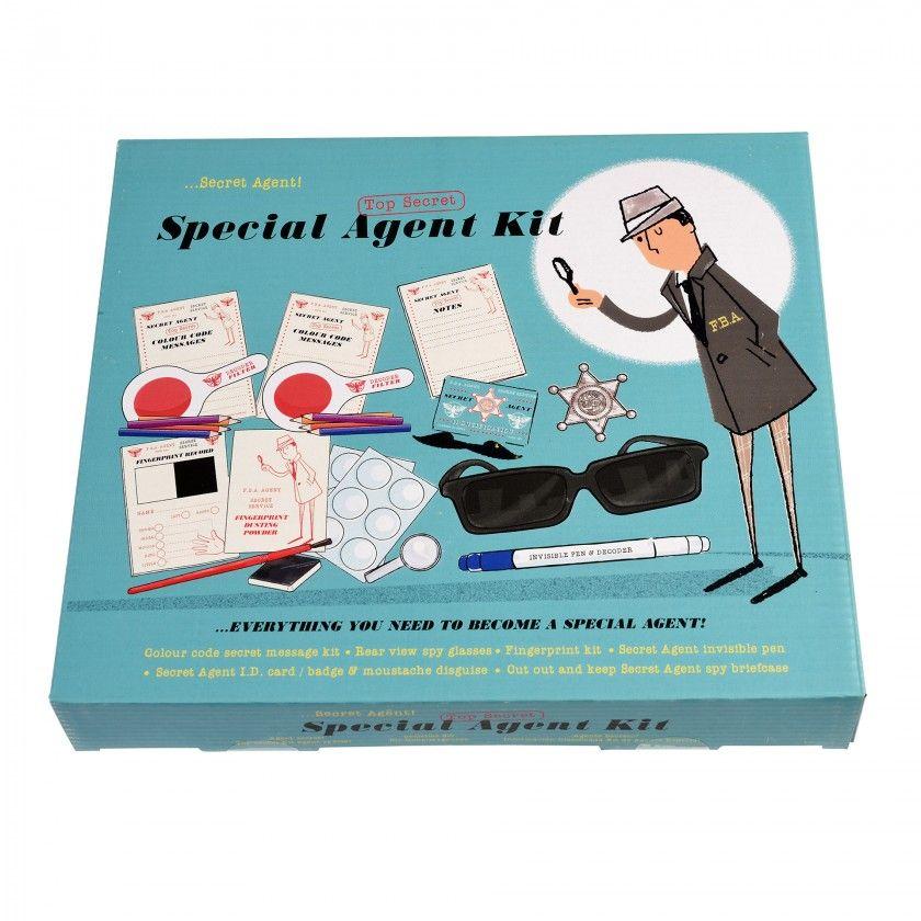 Kit Espião Especial