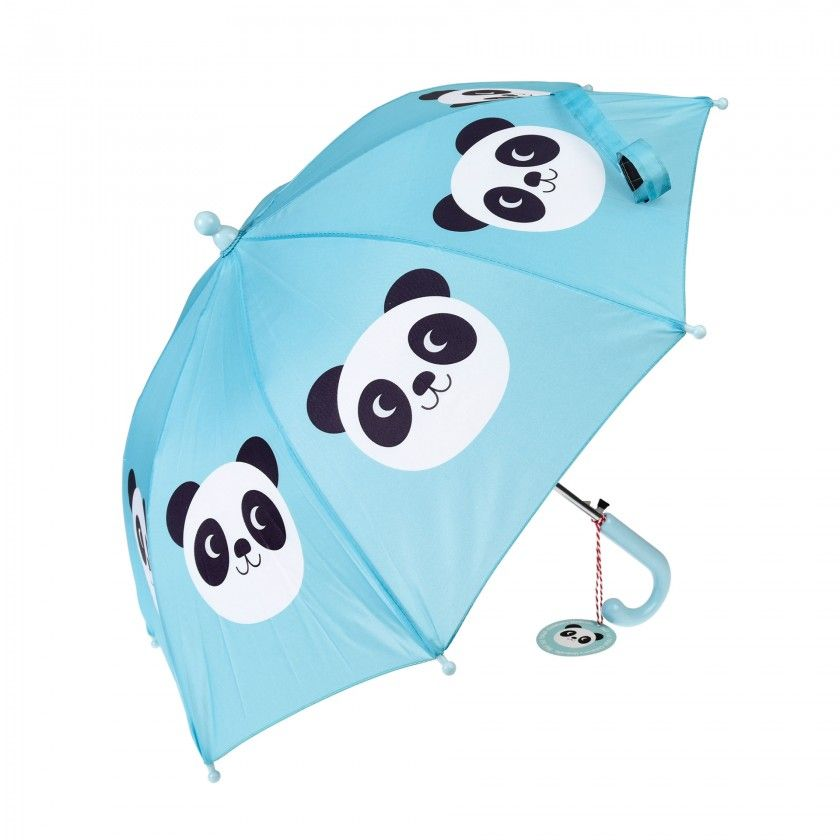 Guarda-chuva Miko, o Panda