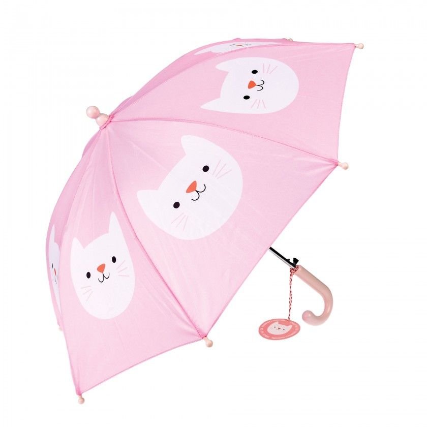 Guarda-chuva Cookie, a Gata