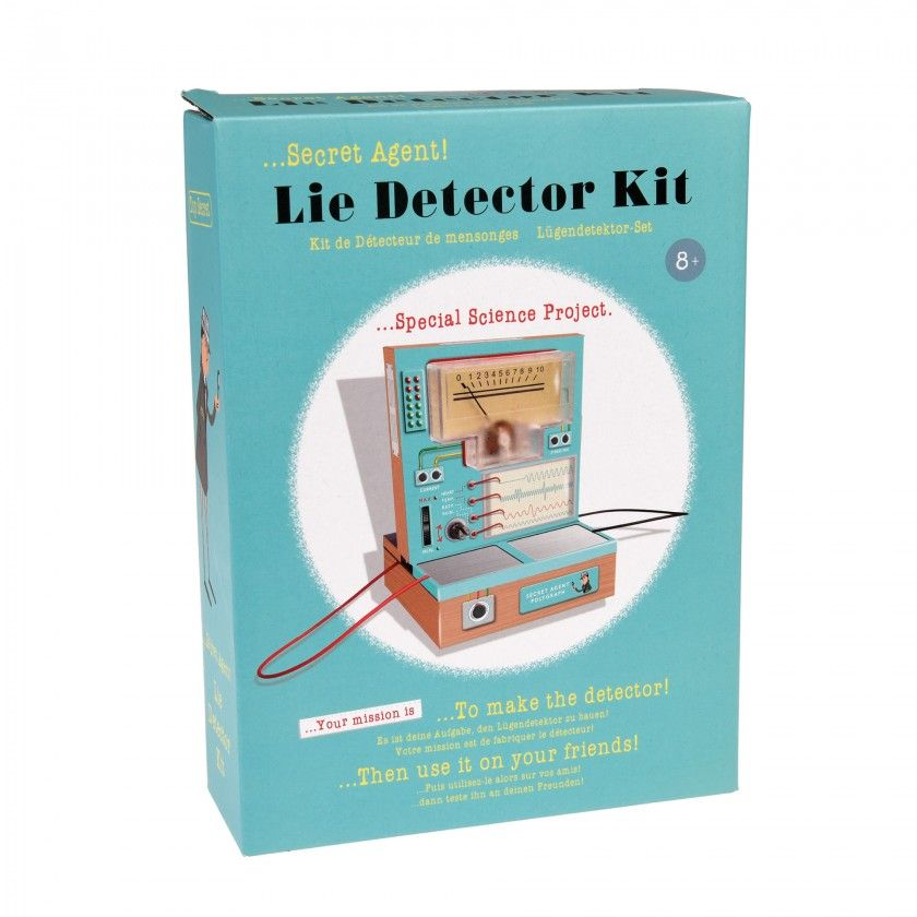 Detector de mentiras Agente Secreto