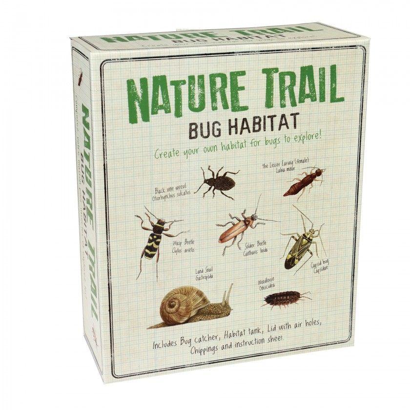 Habitat para insectos