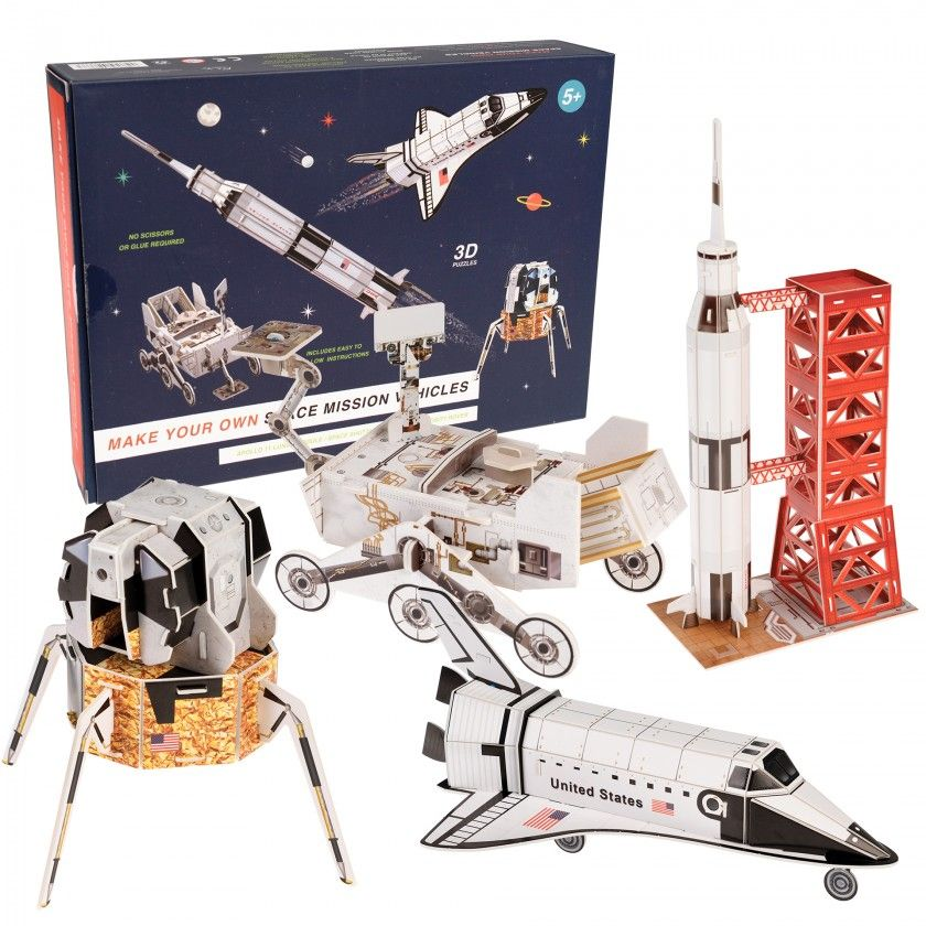 Veículos de missão Espacial