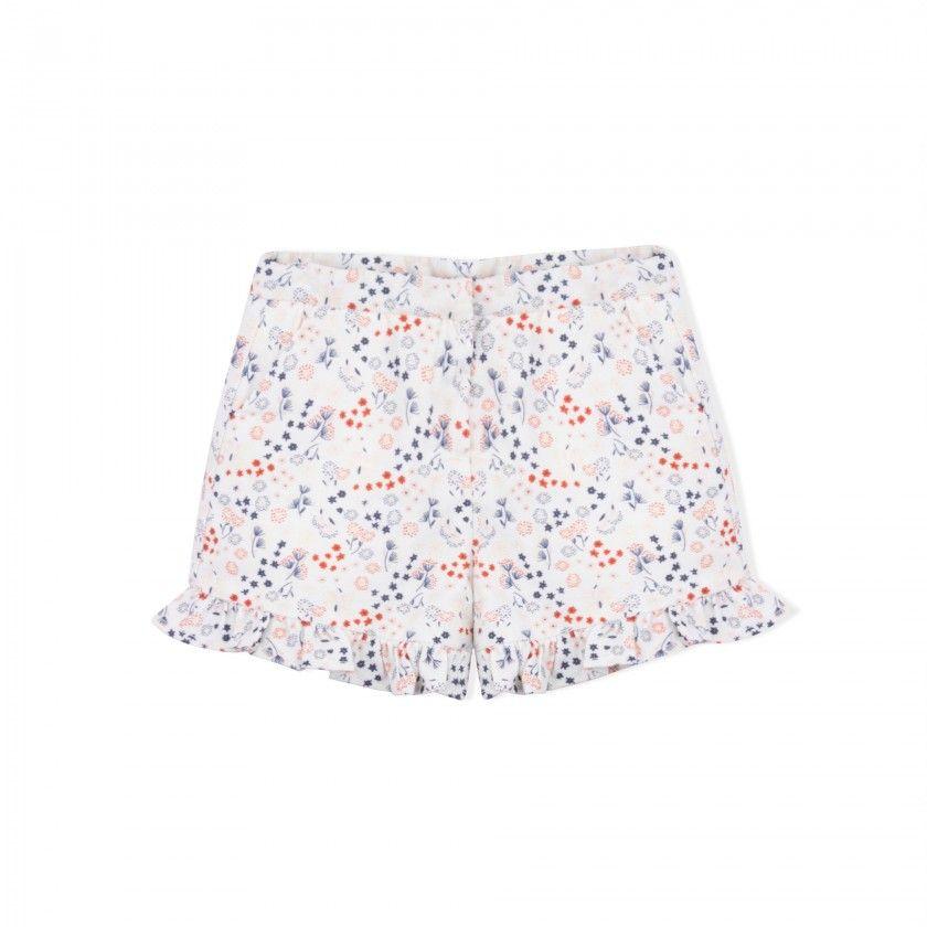 Shorts girl corduroy Quion