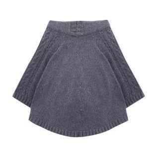 Capa menina tricot Niyuki