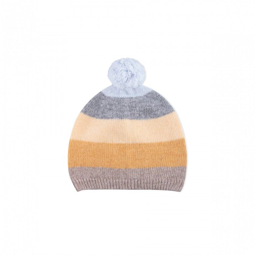 Baby knitted hat Ryo