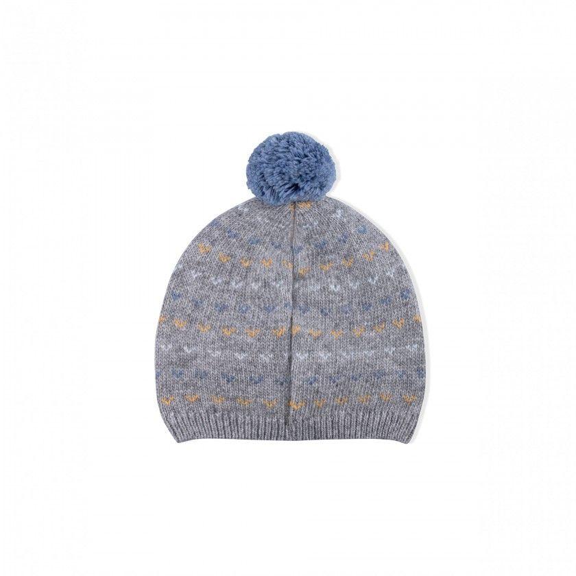 Baby knitted hat Makoto