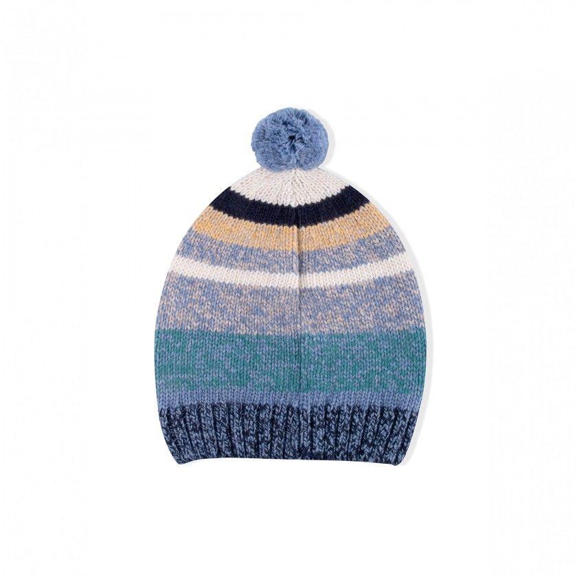 Gorro menino tricot Minoru