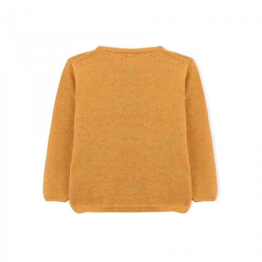 Girl coat tricot Nyoko