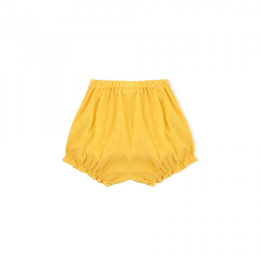 Shorts baby corduroy Flora