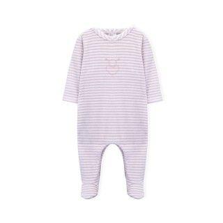 Babygrow newborn velvet Eve