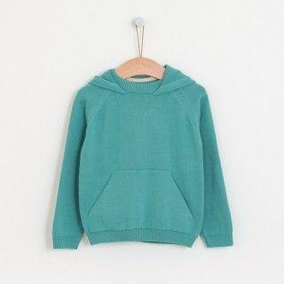 Camisola tricot sweatshirt