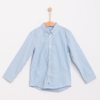Camisa menino algodão Jonathan