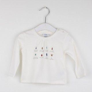 T-shirt baby bugs
