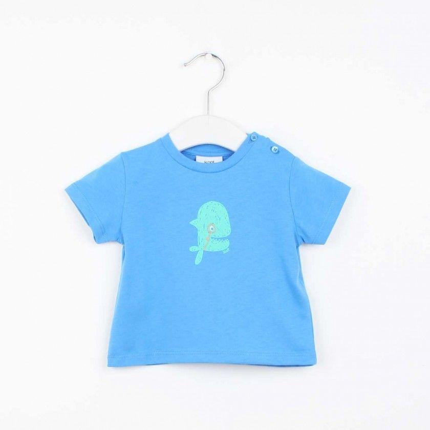 T-shirt baleia