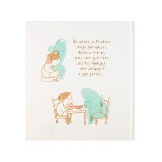 "Livro ""Quando a tristeza chama"""