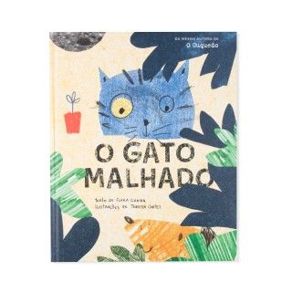 """Livro """"Gato Malhado"""""""