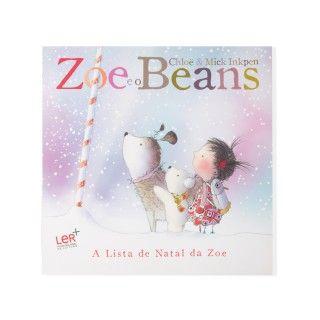"""Livro """"Lista de Natal da Zoe"""""""