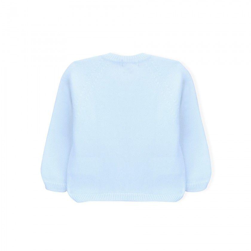 Casaco bebé tricot Limelight