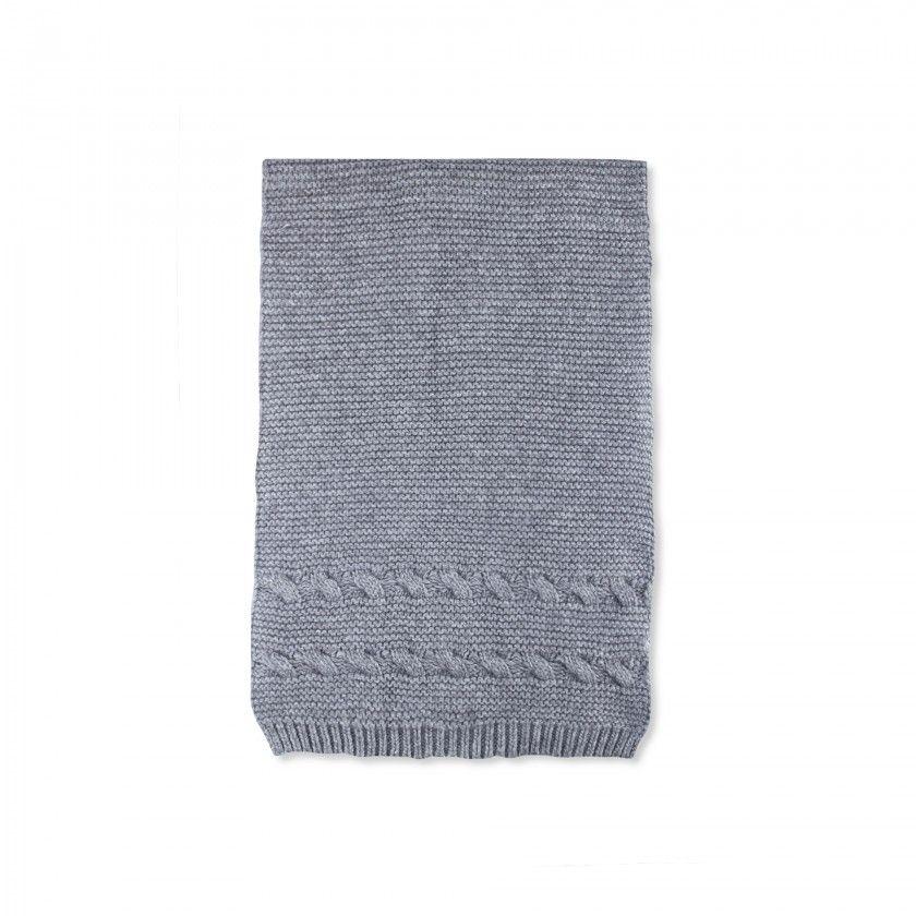 Cachecol lã Pine