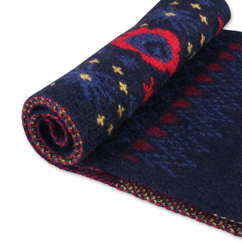 Flower Knit Carf