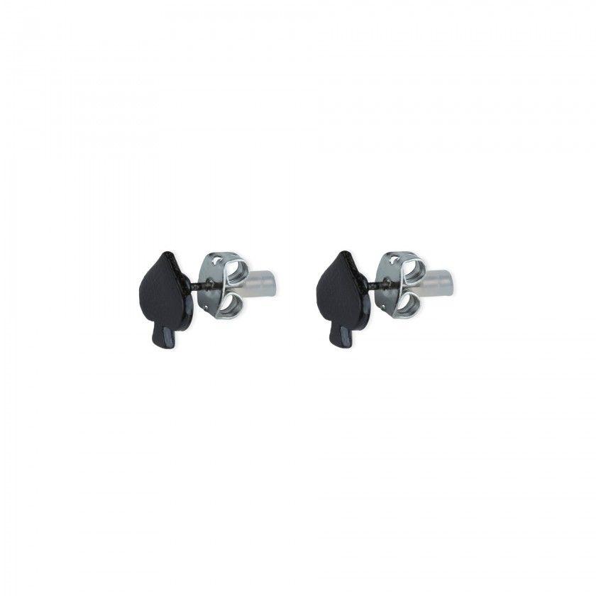 Brass swords earrings