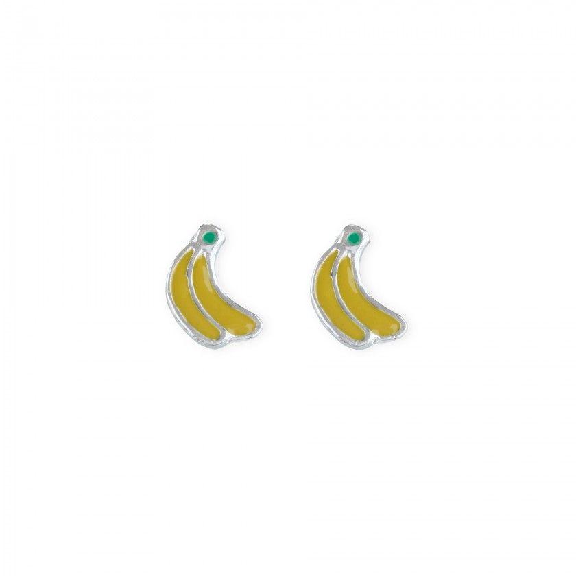 Brincos bananas