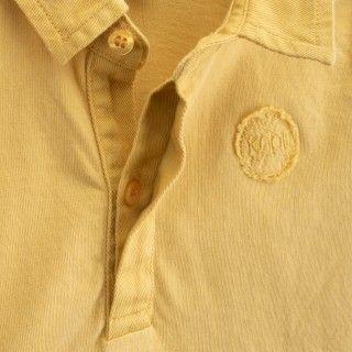 Polo knot badge