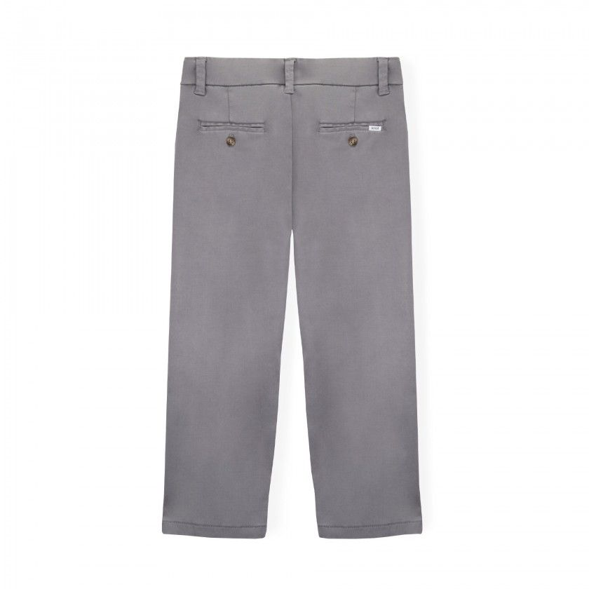 Boy trousers twill Timeless