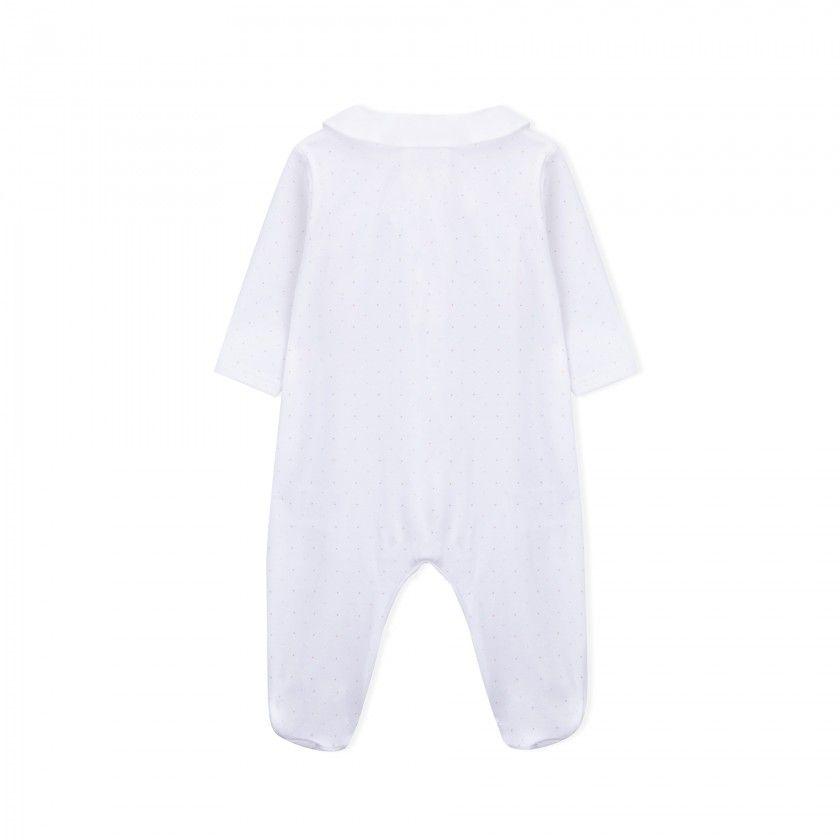 Babygrow recém-nascido algodão orgânico Dreamy