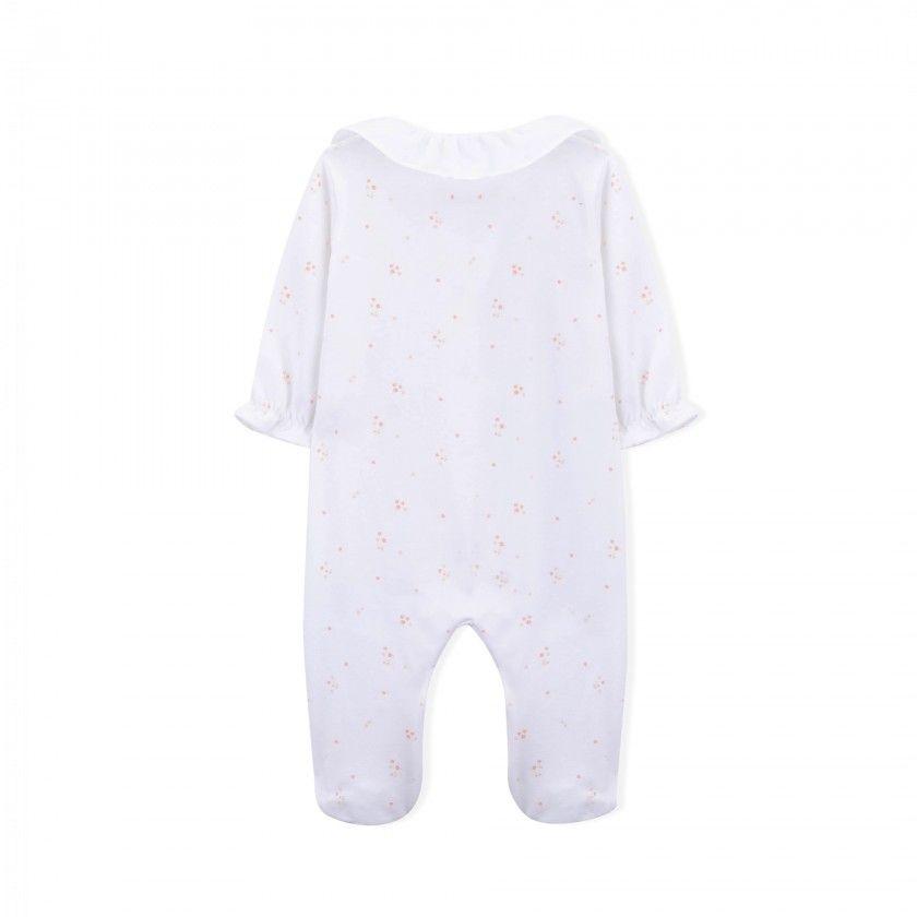 Babygrow recém-nascido algodão orgânico Sandy Olsson