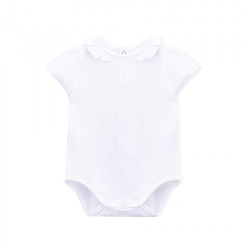 Body newborn short sleeve Pearl