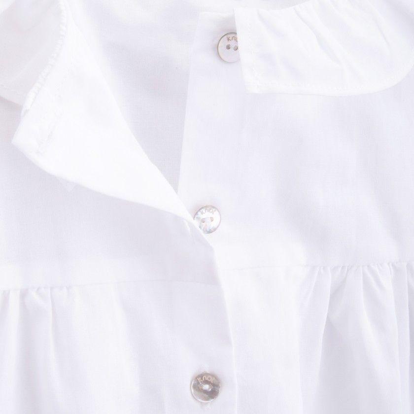 Blouse organic cotton Angie
