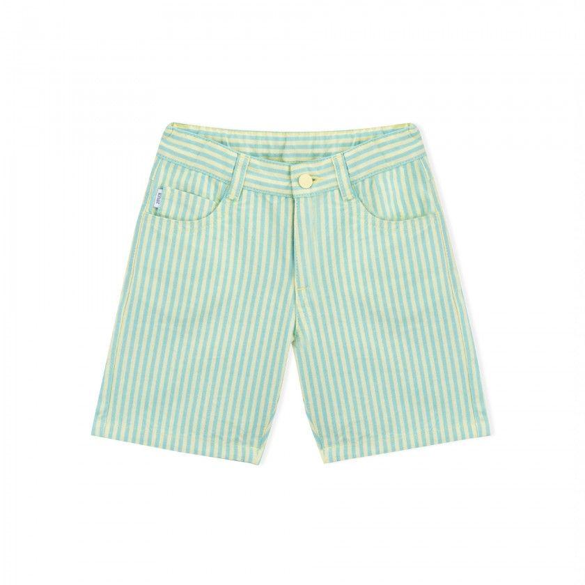 Boy shorts twill Eddie