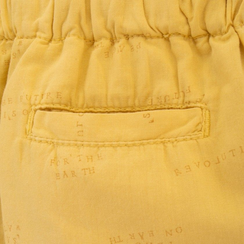 Boy shorts organic cotton Jeffrey